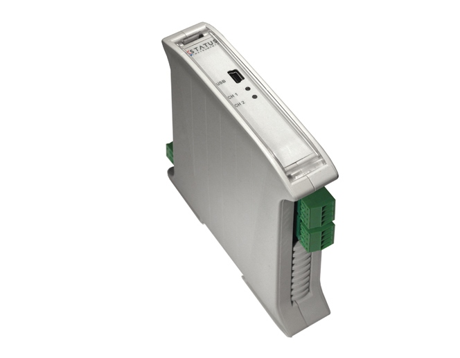 SEM1720 Dual Channel Signal Conditioner For Temperature Sensors