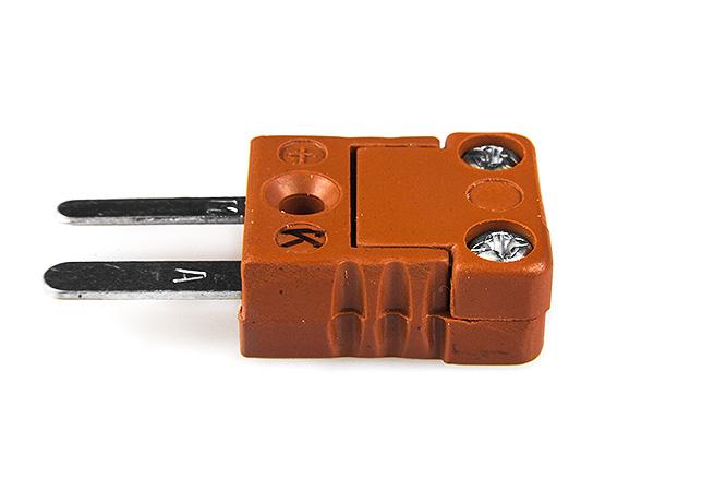 High Temperature Miniature Thermocouple Plug