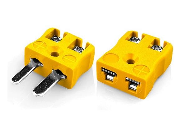 Miniature Thermocouple Quick Wire Plug & Socket ANSI