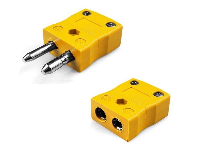 Standard Thermocouple Plug & Socket ANSI