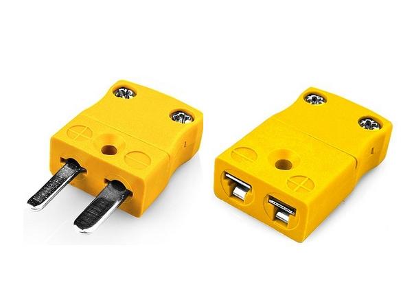 Miniature Thermocouple Plug & Socket ANSI