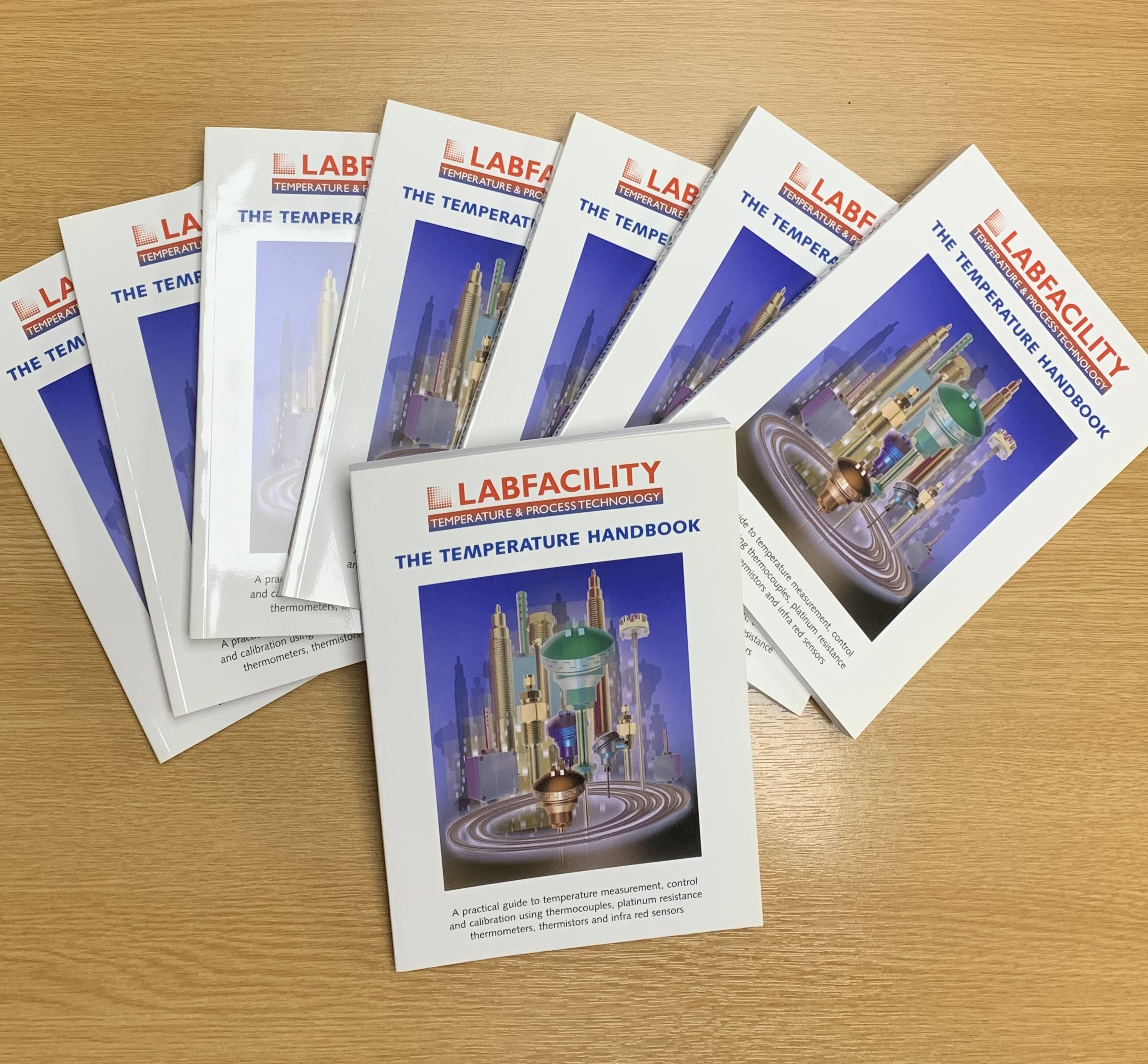 Temperature Handbook - A comprehensive guide to Temperature Measurement