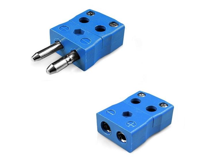 Standard Quick Wire Thermocouple Plug & Socket JIS