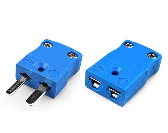 Miniature Thermocouple Plug & Socket JIS