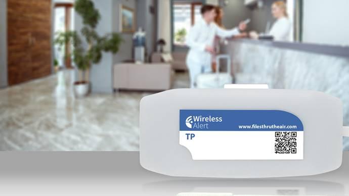 Wireless Alert Temperature monitors