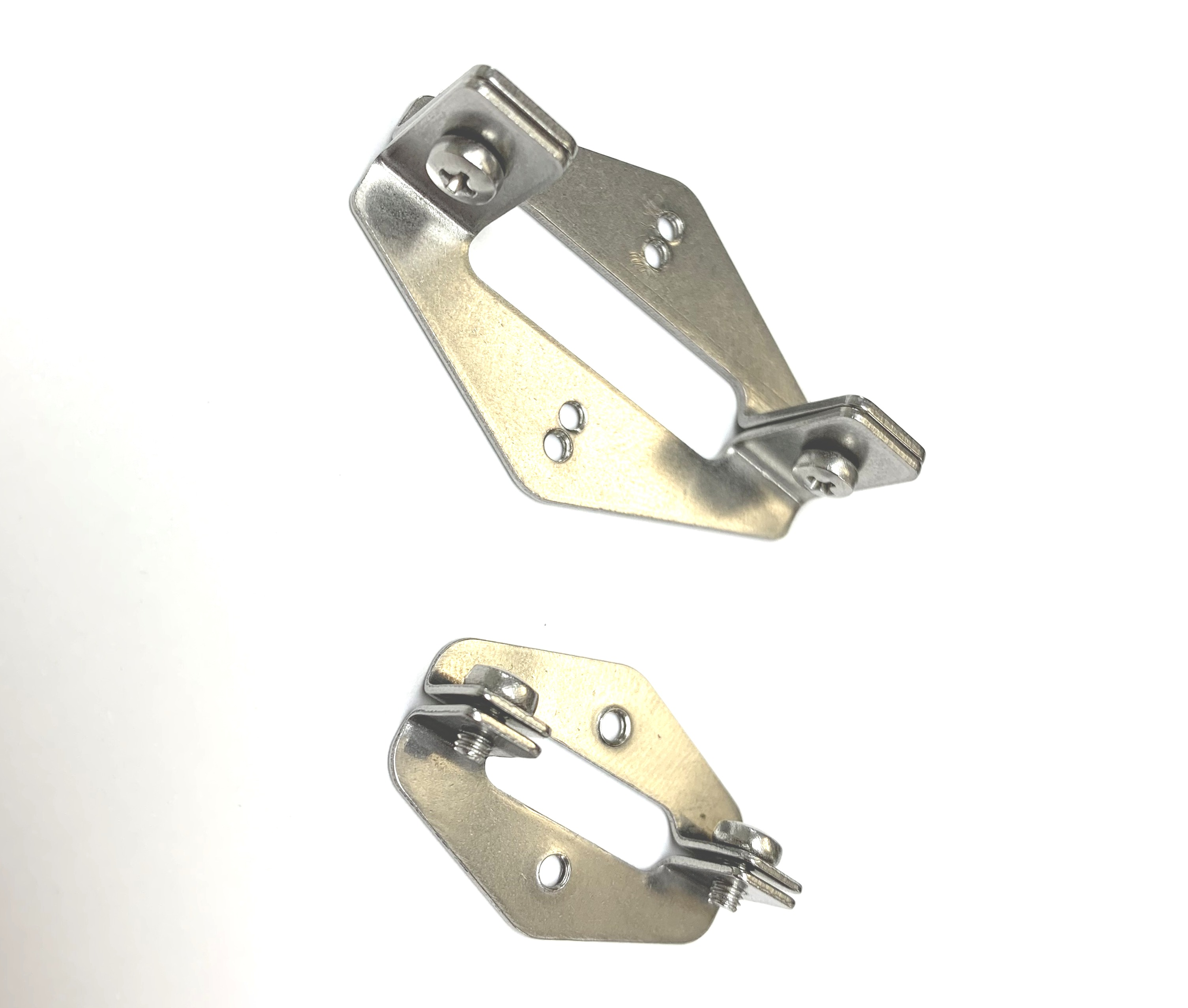 Locking Brackets for Miniature & Standard Connectors