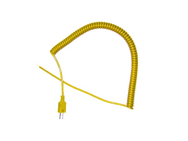 ANSI Retractable Curly Leads