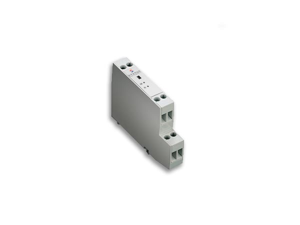 SEM213TC Push button Thermocouple DIN rail temp transmitter