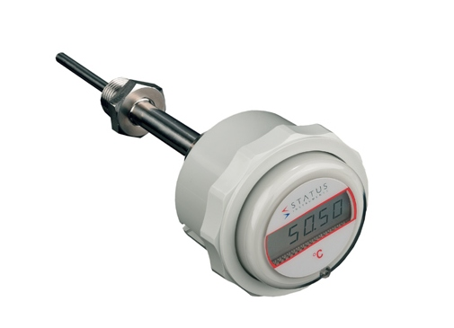 DM640 SERIES Battery Powered Thermometer