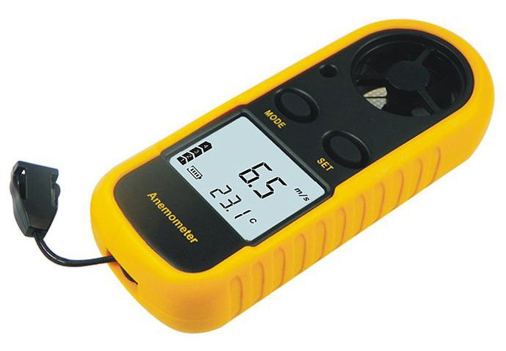 Hot Wire Anemometer Wind Meter Anemometers / Digital Anemometers