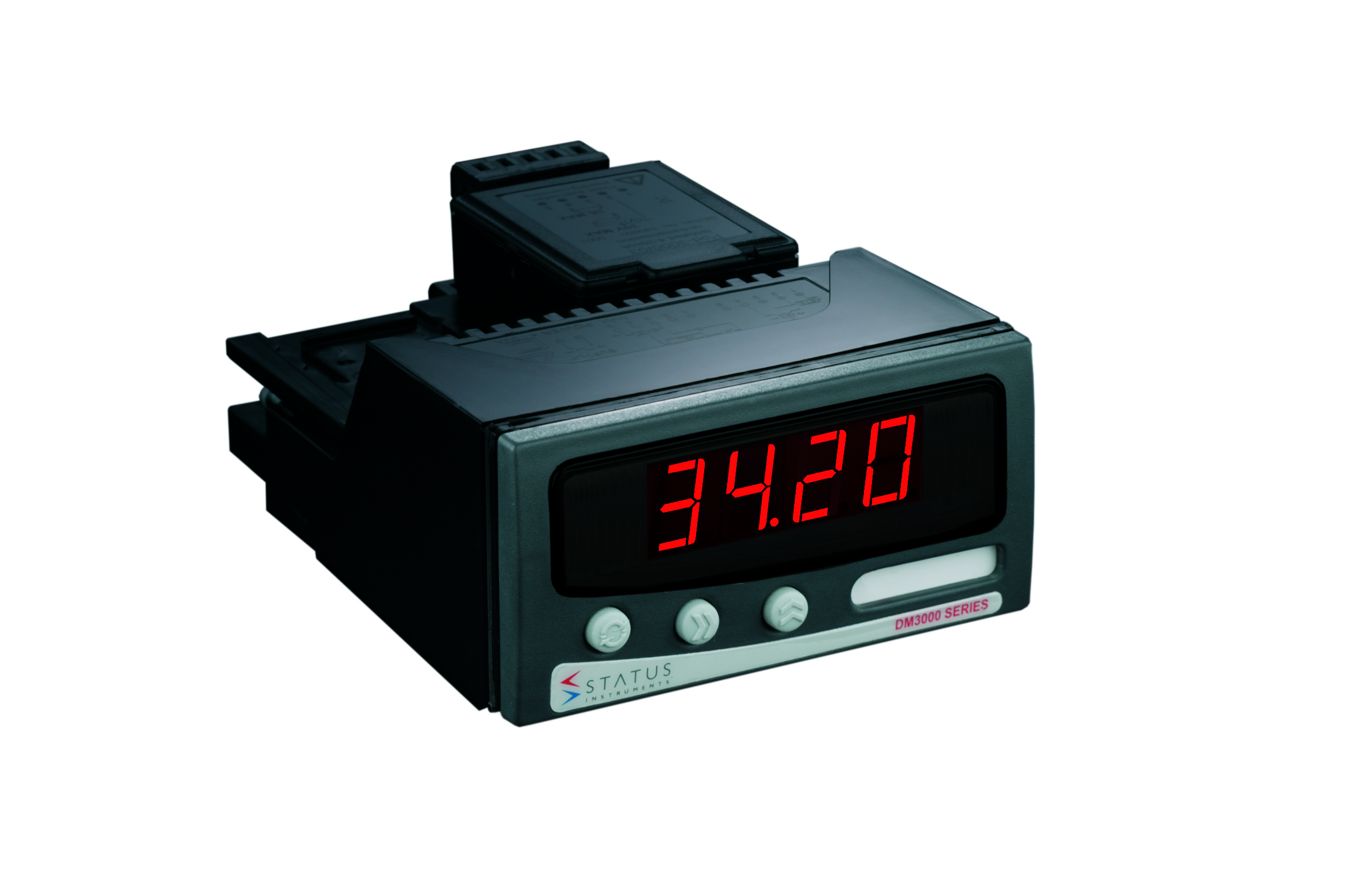 DM3420 Current / Voltage input Panel meter with output options