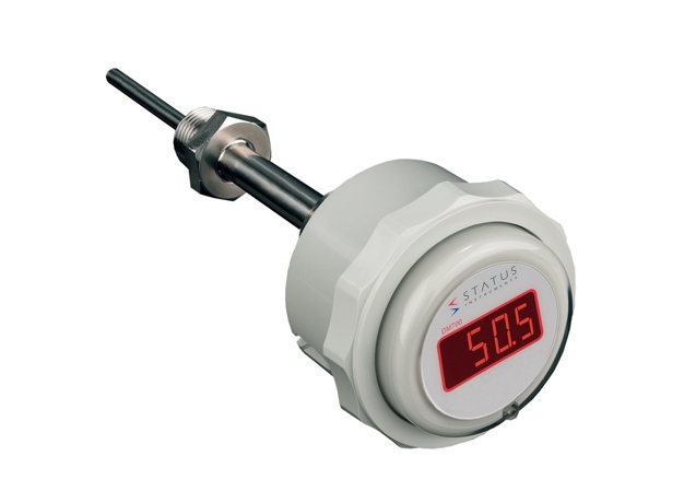 SEM710 Temperature Transmitter with Integrated Loop Powered Display