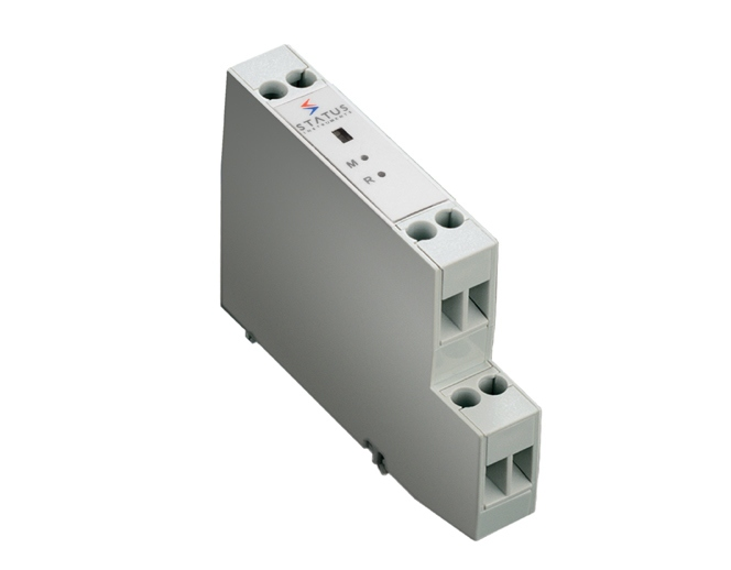 SEM213P Push button Pt100 DIN rail temperature transmitter