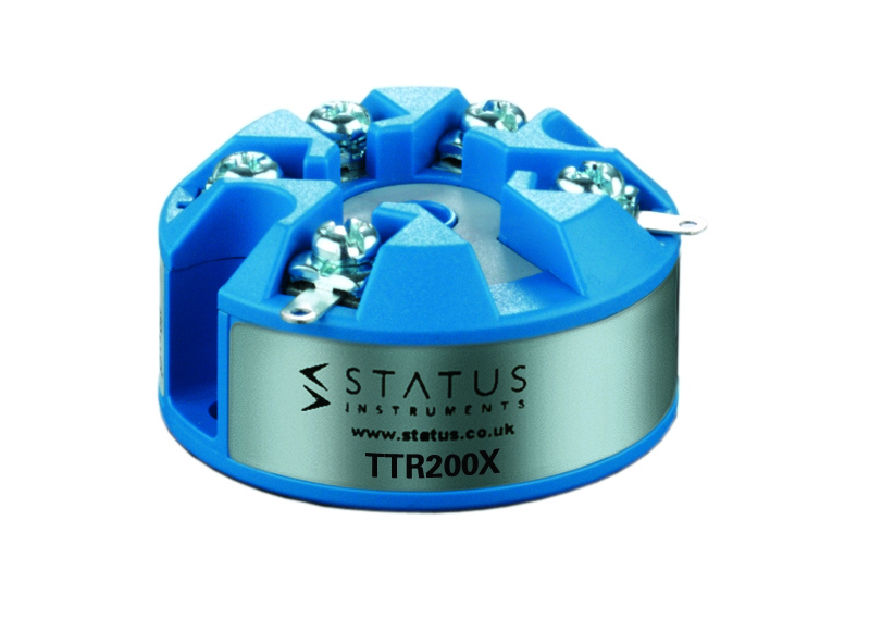 TTR200X - Suitable for RTD sensors approved to ATEX and IECEx standards