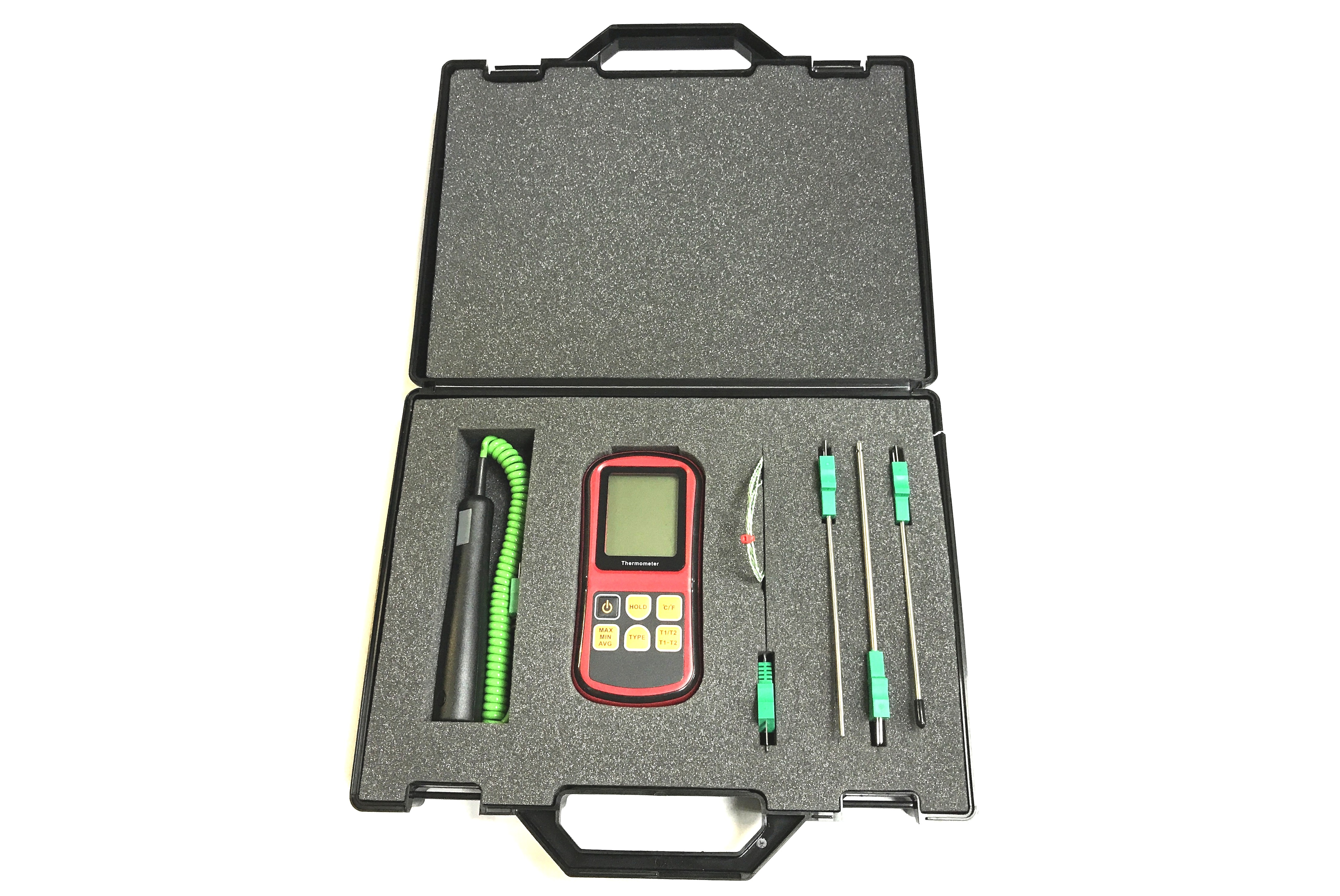 Thermocouple Kits with Meter & Probes
