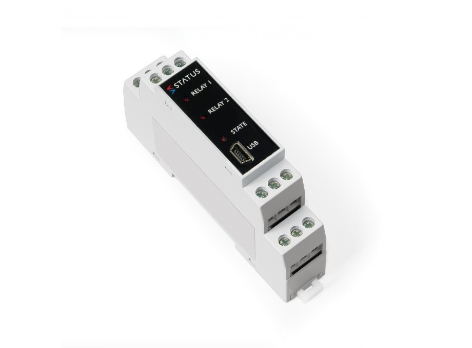 SEM1633 Dual Relay Trip Amplifier for RTD and Slidewire Sensors