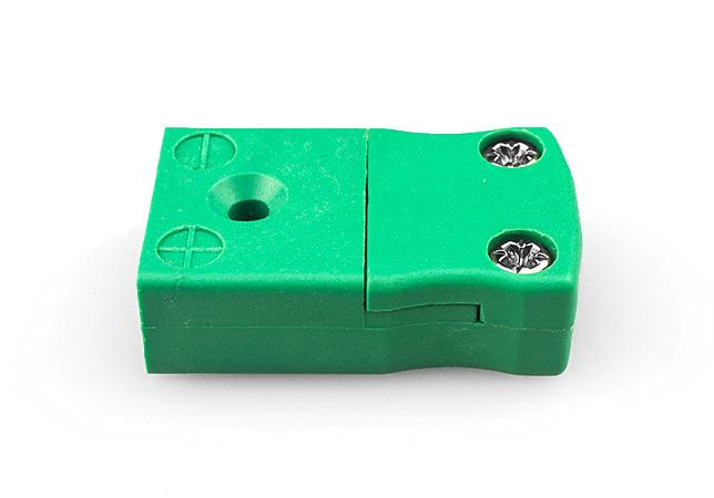 Miniature Thermocouple In-Line Socket IEC