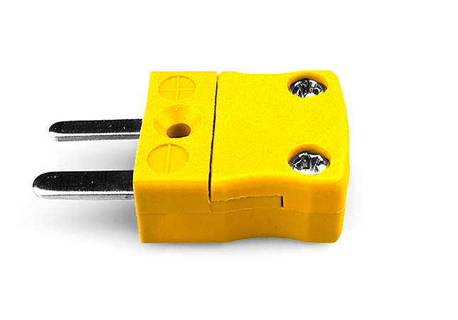 Miniature Thermocouple Plug ANSI