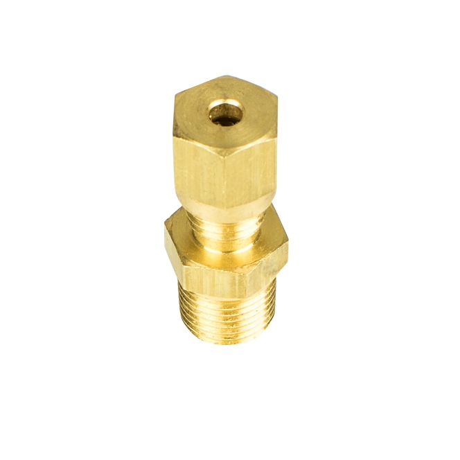 Brass Compression Fittings - Parallel Thread (BSPP)