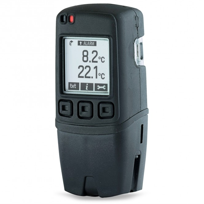 EL-GFX-DTC Data Logger with dual K probe and graphic screen