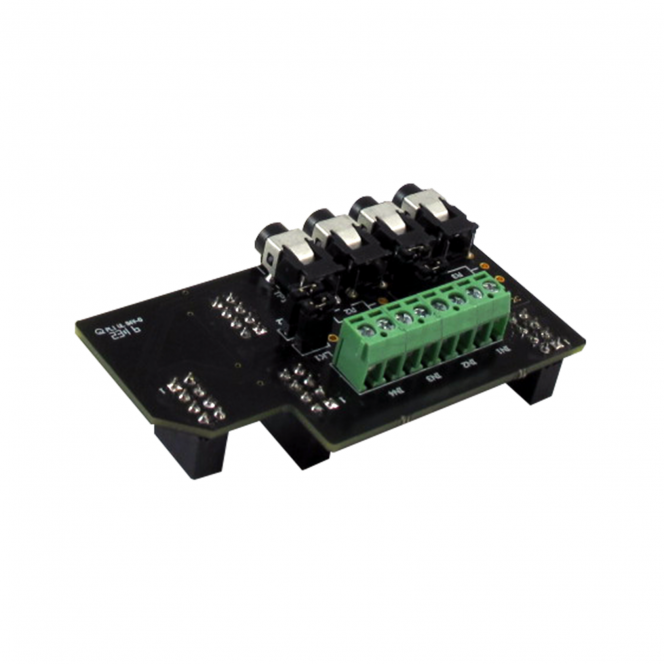 PanelPilot S70-TP - Four-channel thermistor add-on board