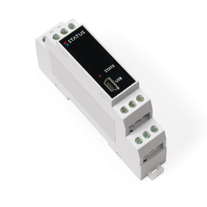 Status SEM1600T - Suitable for Temperature and Potentiometer Sensors