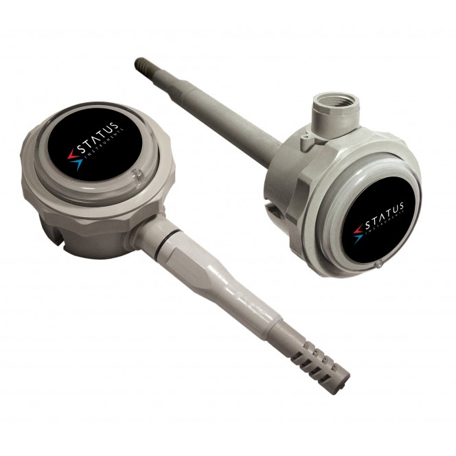 Status WALL MOUNT SEM160IW/HP - 120mm Dual Channel Humidity and Temperature Transmitter