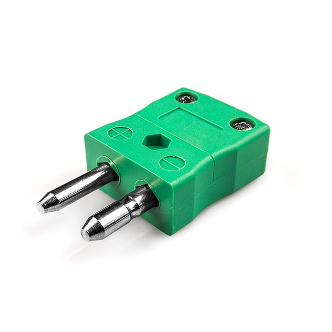 Standard Thermocouple Connector Plug IS-K-M Type K IEC
