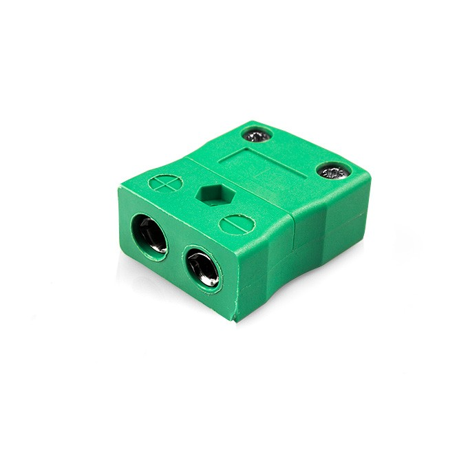 Standard Thermocouple Connector In-Line Socket AS-R/S-F Type R/S ANSI