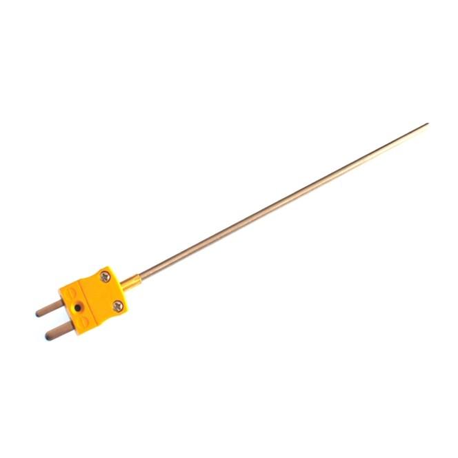 Fast Response (0.5mm diameter) with Miniature ANSI Plug - Type K
