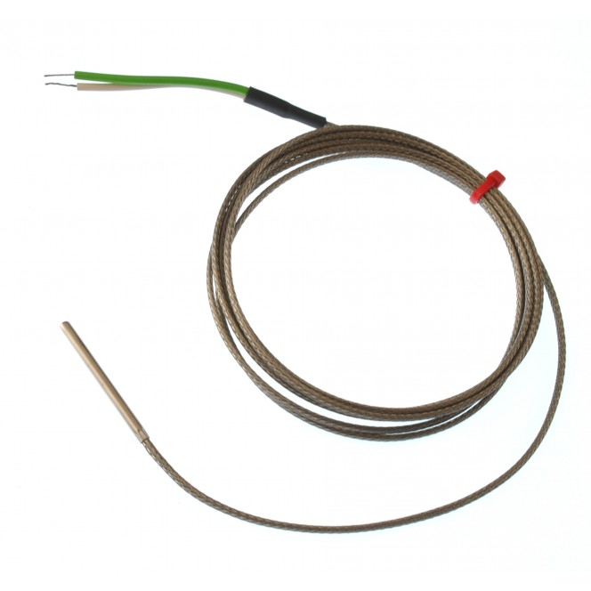 Fabricated Type J or K Grounded Thermocouple in Stainless Steel Tube