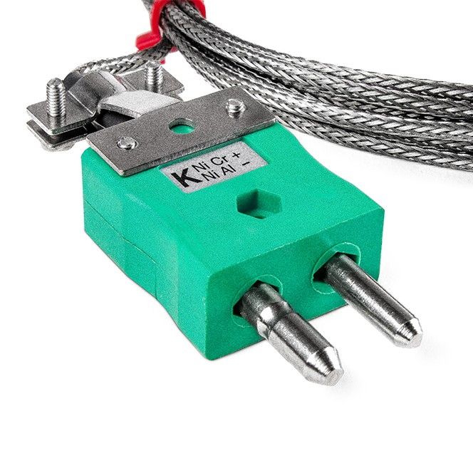 Nozzle Thermocouple Type K or J IEC