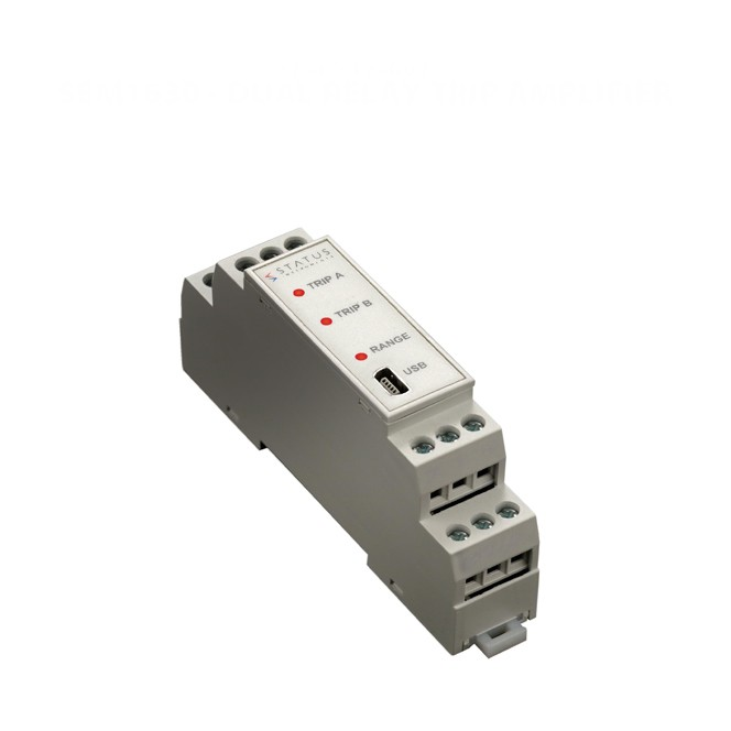 SEM1630 - Dual Relay Trip Amplifier