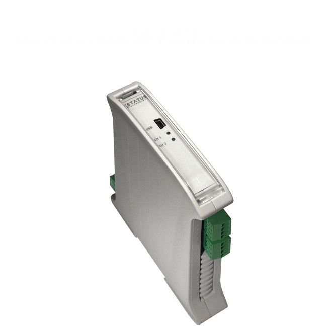 Status SEM1750 - Dual Channel Process Signal Isolator Convertor Splitter