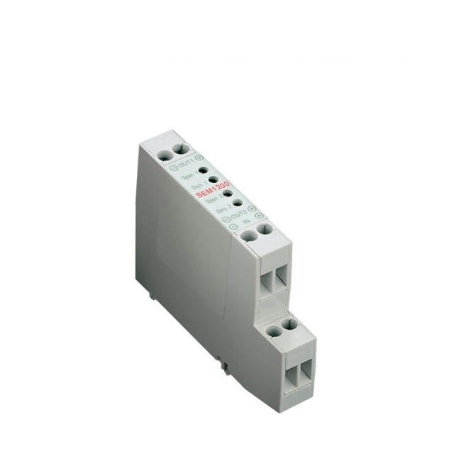 Status SEM1200 - Passive (4 to 20)mA Loop Splitter