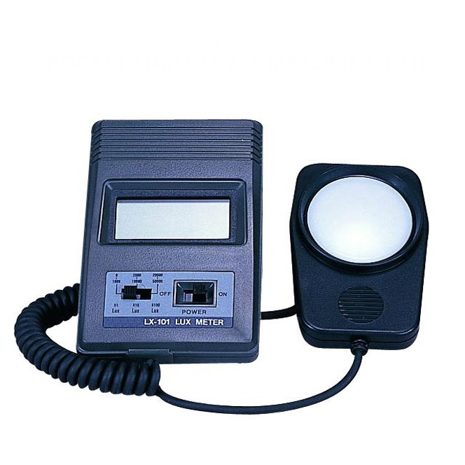 Pocket Light Level Meter (LX-101)