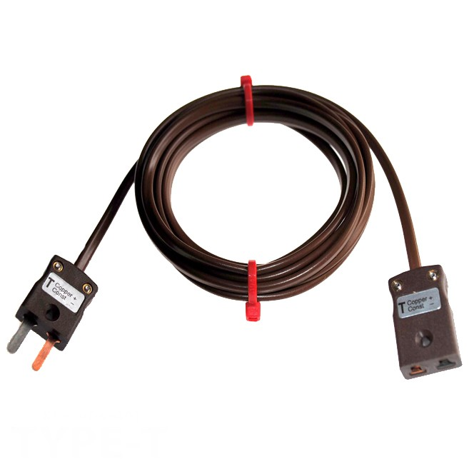 Type T PVC Extension Leads with Miniature Plug & Socket (IEC)