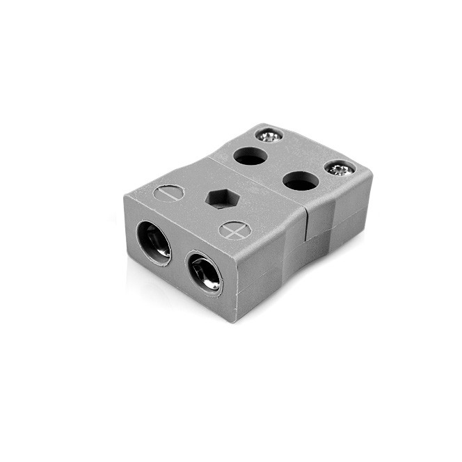 Standard Quick Wire Thermocouple Connector Socket JS-B-FQ Type B JIS