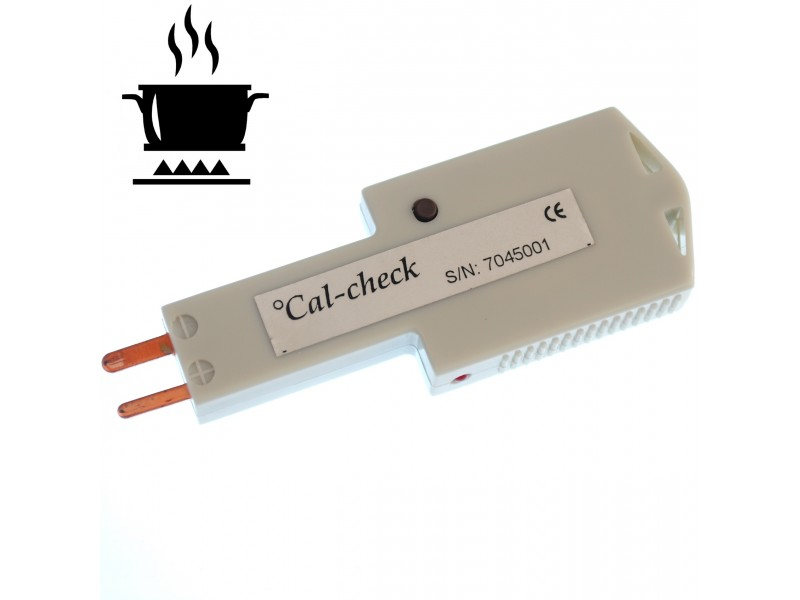 °Cal-check Baking & Cooking Hand Held Precision Thermocouple Calibration Checker