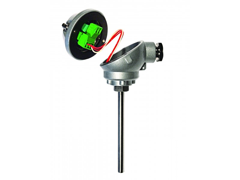 HTR200 Miniature In Head RTD/ Slidewire Temperature Transmitter