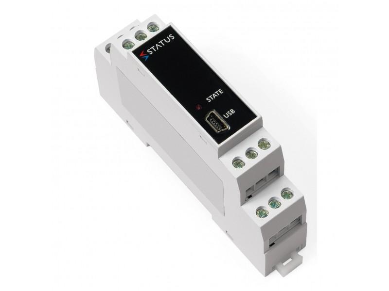 Status SEM1615 - Universal Dual Input Temperature Transmitter
