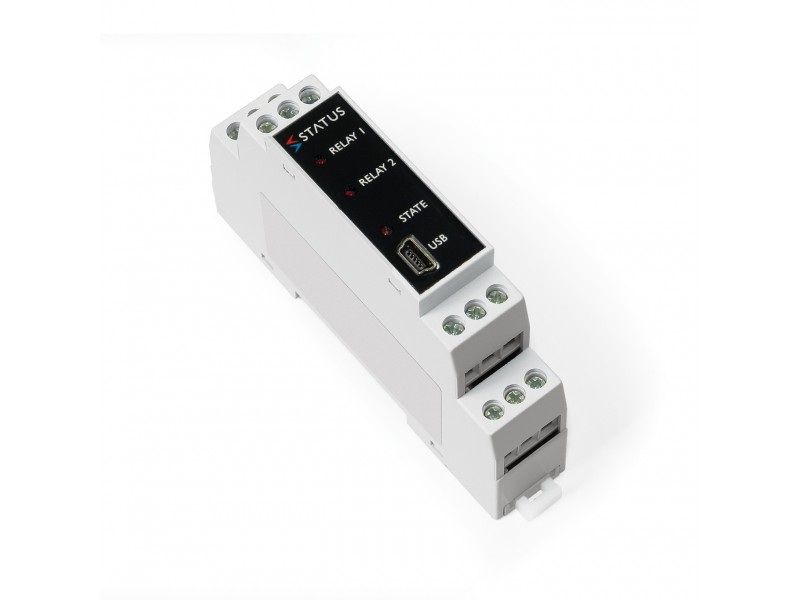Status SEM1630 - Dual Relay Trip Amplifier