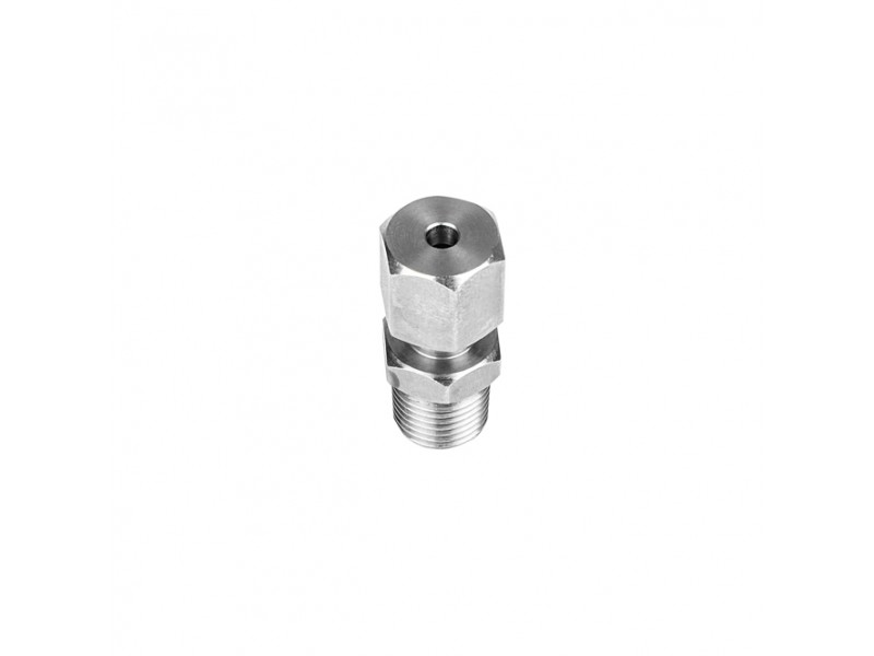 Stainless Steel Compression Fittings - Parallel Thread (BSPP)