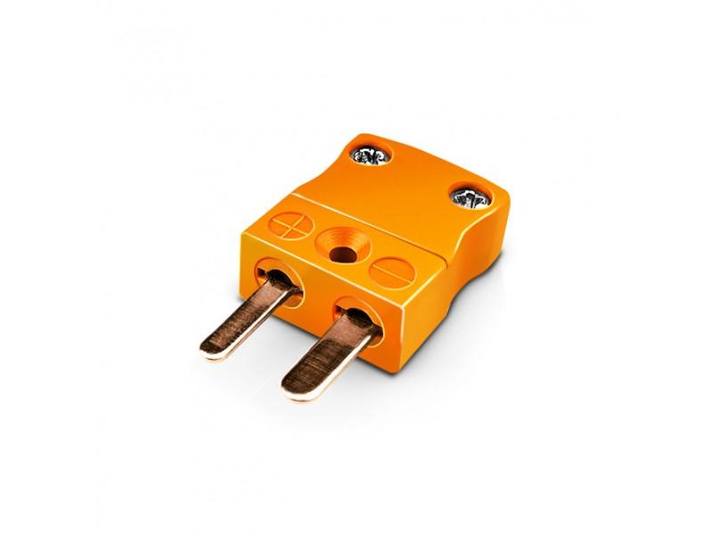 Miniature Thermocouple Connector Plug IM-R/S-M Type R/S IEC