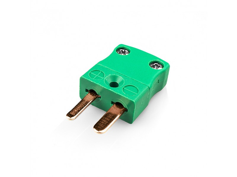 Miniature Thermocouple Connector Plug AM-R/S-M Type R/S ANSI