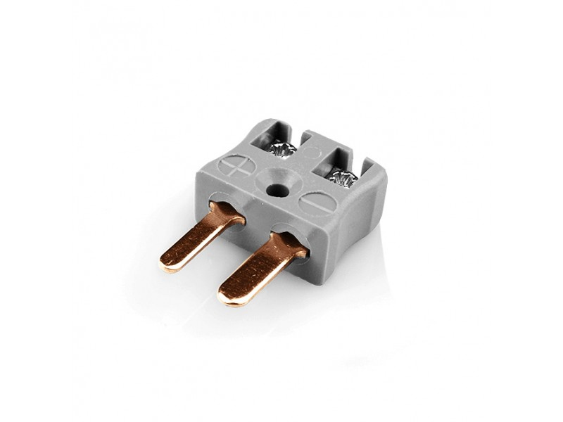 Miniature Quick Wire Connector Thermocouple Plug IM-B-MQ Type B IEC