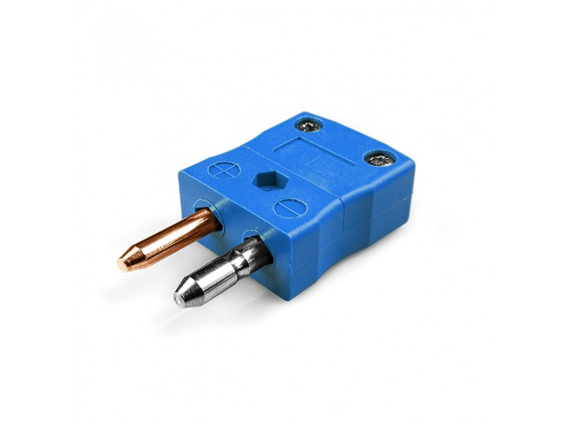 Standard Thermocouple Connector Plug AS-T-M Type T ANSI