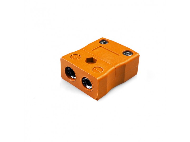 Standard Thermocouple Connector In-Line Socket IS-R/S-F Type R/S IEC
