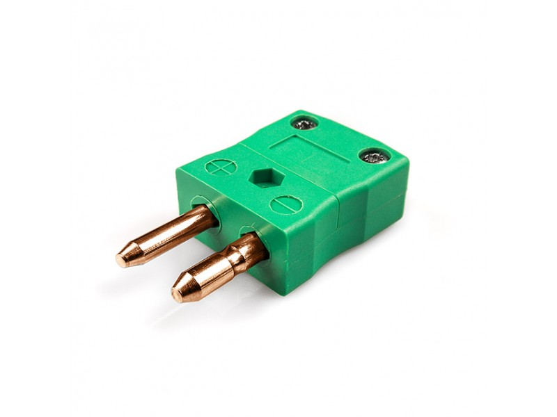 Standard Thermocouple Connector Plug AS-R/S-M Type R/S ANSI
