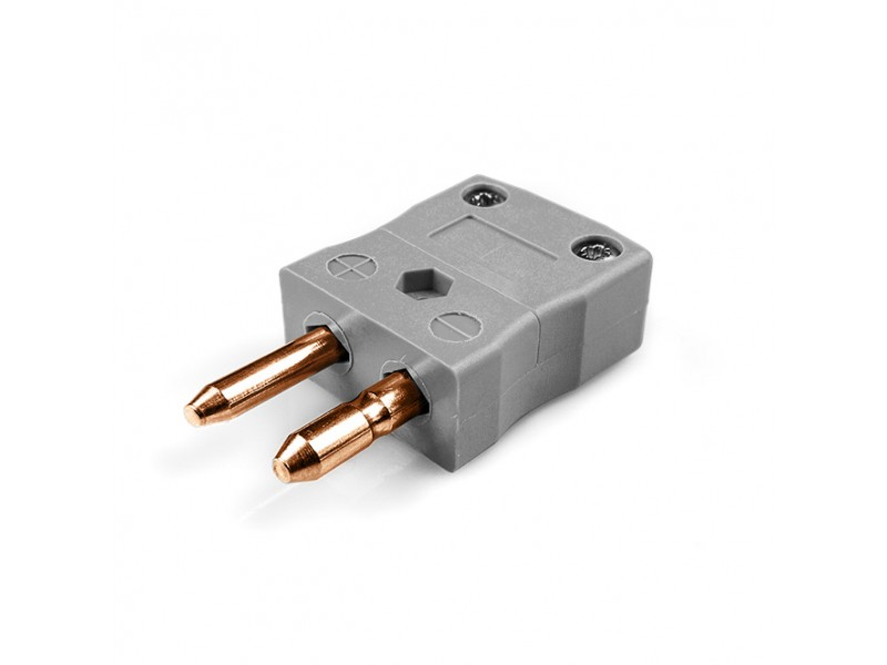 Standard Thermocouple Connector Plug IS-B-M Type B IEC